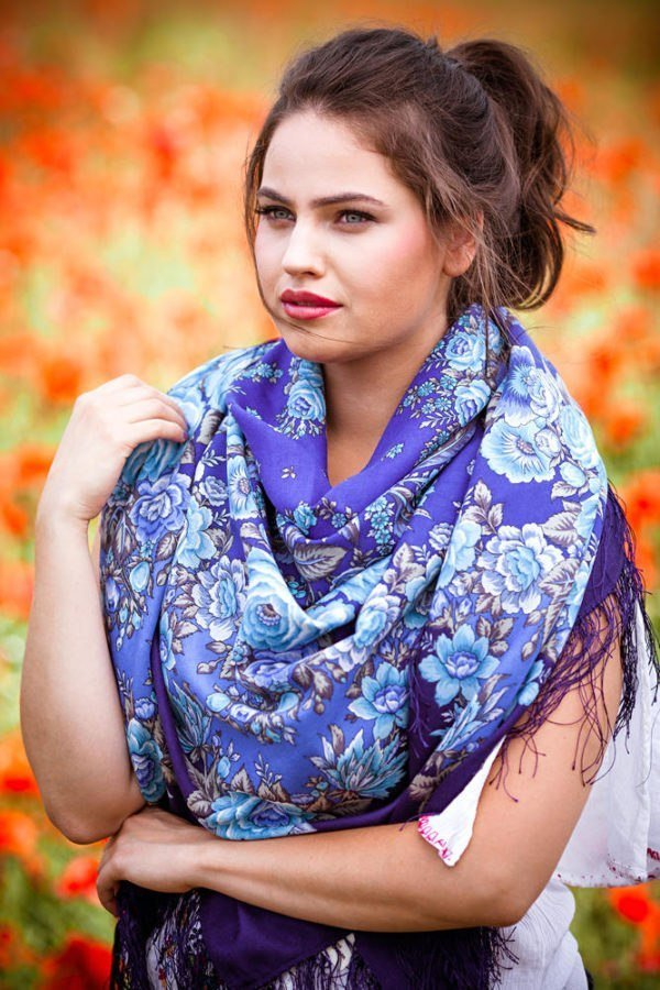 Shawl Recognition